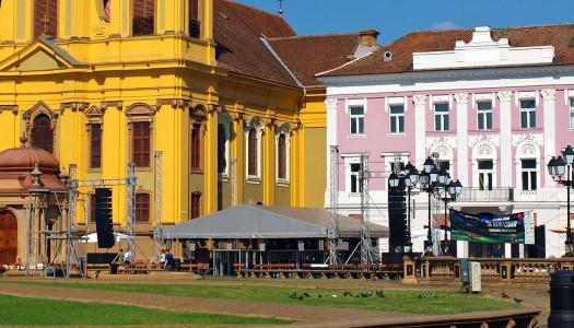 Suntem în Timișoara!