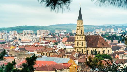 Am ajuns  în Cluj
