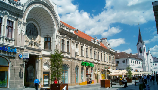 #FreedomTour în Oradea