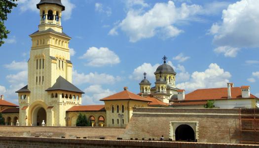 Am ajuns în Alba Iulia
