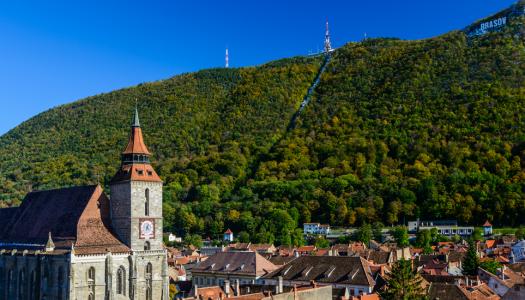 Am ajuns în Brașov